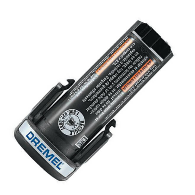 Rechargeable Battery Pack for 8v Dremel